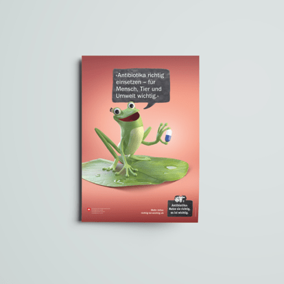 Poster: Frog