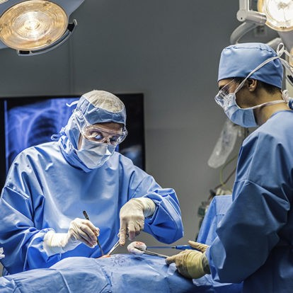 Fewer infections after surgery